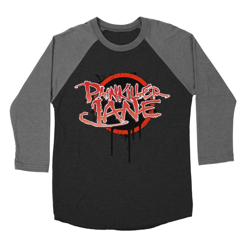 Painkiller Jane - Amanda Conner & Dave Johnson Men's Baseball Triblend Longsleeve T-Shirt by Paper Films