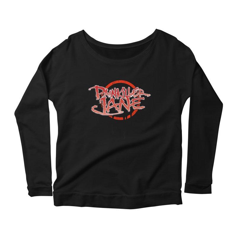 Painkiller Jane - Amanda Conner & Dave Johnson Women's Scoop Neck Longsleeve T-Shirt by PaperFilms's Artist Shop