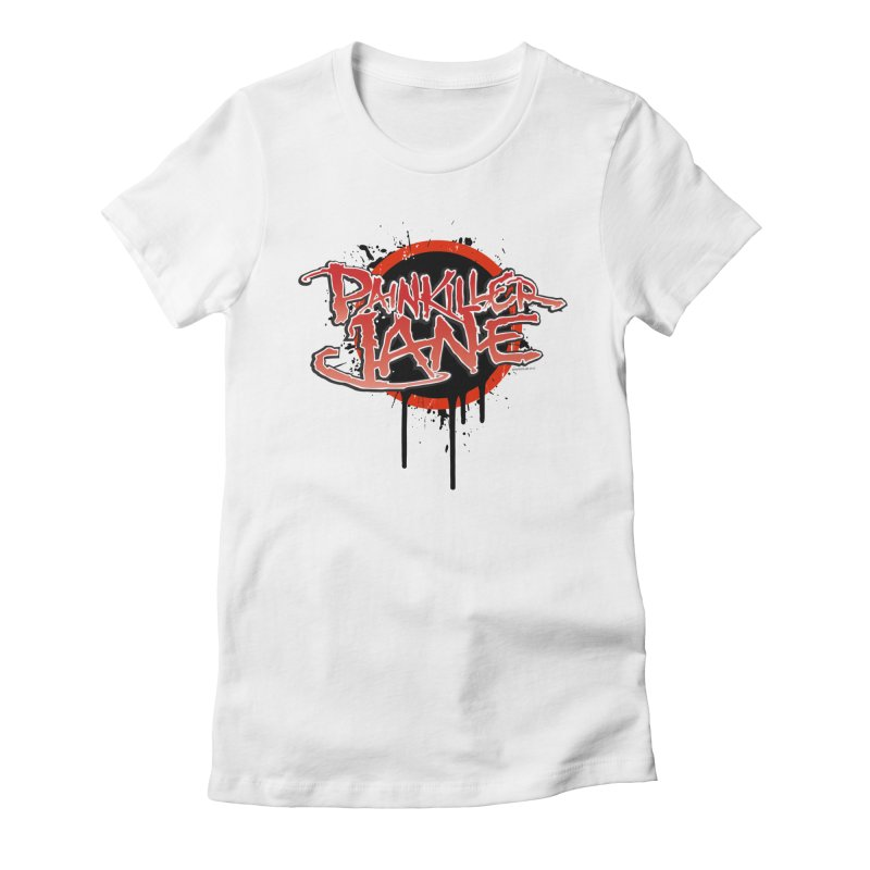 Painkiller Jane - Amanda Conner & Dave Johnson Women's Fitted T-Shirt by PaperFilms's Artist Shop