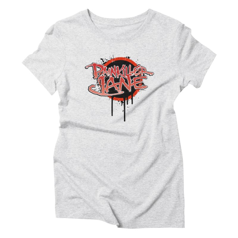 Painkiller Jane - Amanda Conner & Dave Johnson Women's Triblend T-Shirt by Paper Films