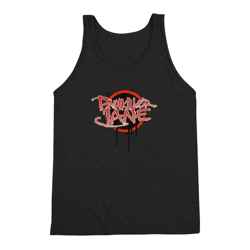 Painkiller Jane - Amanda Conner & Dave Johnson Men's Triblend Tank by PaperFilms's Artist Shop