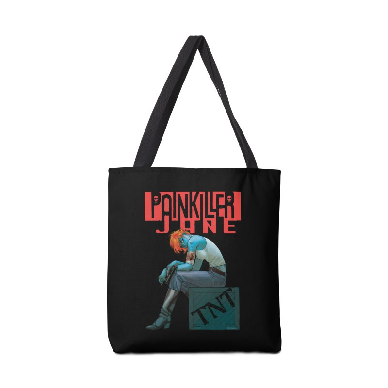 Painkiller Jane TNT - Amanda Conner Accessories Bag by Paper Films