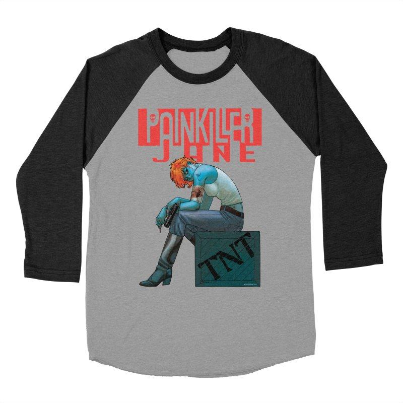 Painkiller Jane TNT - Amanda Conner Men's Longsleeve T-Shirt by Paper Films
