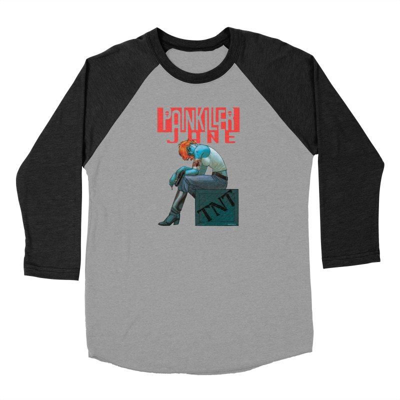Painkiller Jane TNT - Amanda Conner Women's Longsleeve T-Shirt by Paper Films