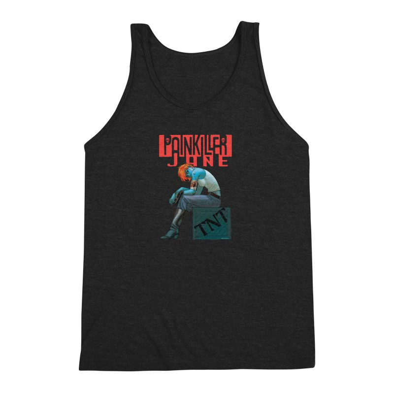 Painkiller Jane TNT - Amanda Conner Men's Tank by Paper Films