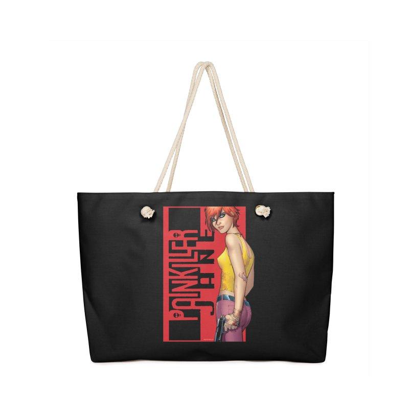 Painkiller Jane - Amanda Conner Accessories Bag by Paper Films