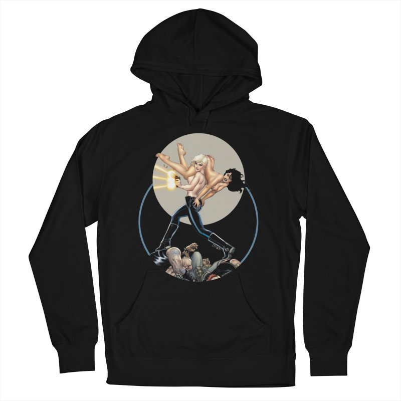 Sex & Violence - Amanda Conner Men's Pullover Hoody by Paper Films
