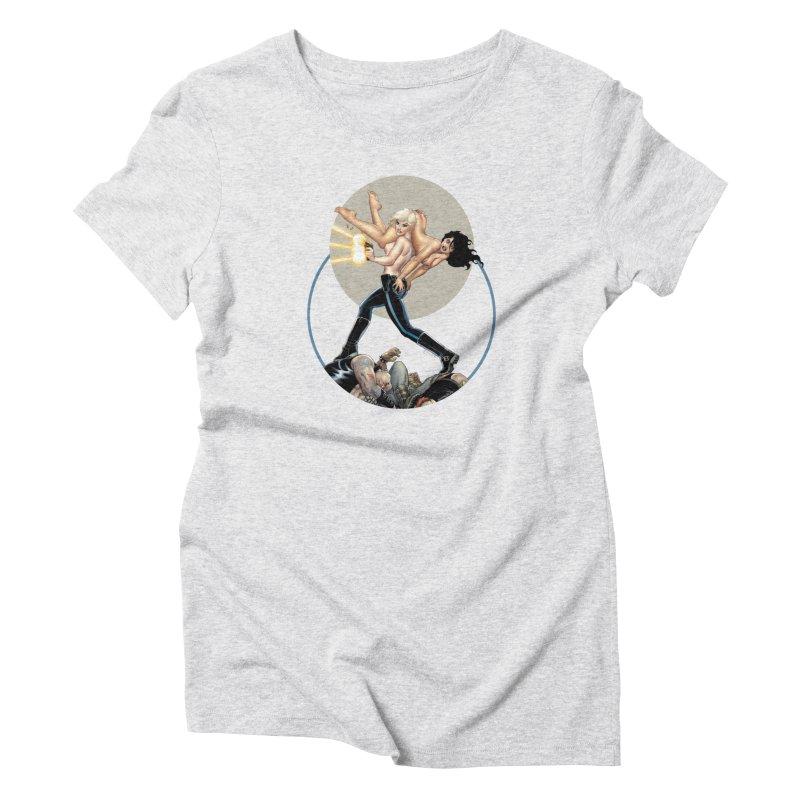 Sex & Violence - Amanda Conner Women's T-Shirt by Paper Films