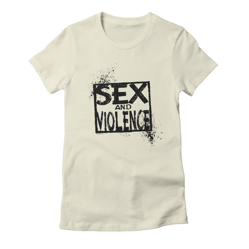 Sex & Violence - Dave Johnson   by PaperFilms's Artist Shop