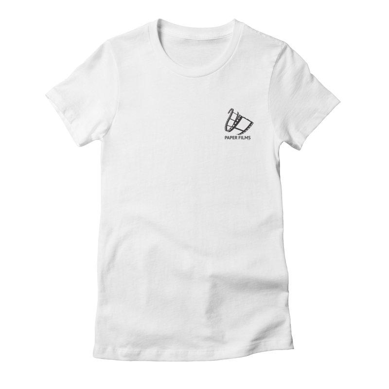 PaperFilms Logo - Bill Tortolini Women's T-Shirt by PaperFilms's Artist Shop