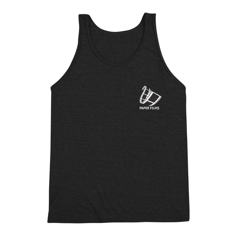 PaperFilms Black Logo - Bill Tortolini Men's Tank by Paper Films