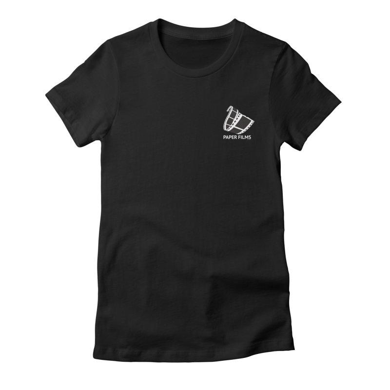 PaperFilms Black Logo - Bill Tortolini Women's T-Shirt by Paper Films