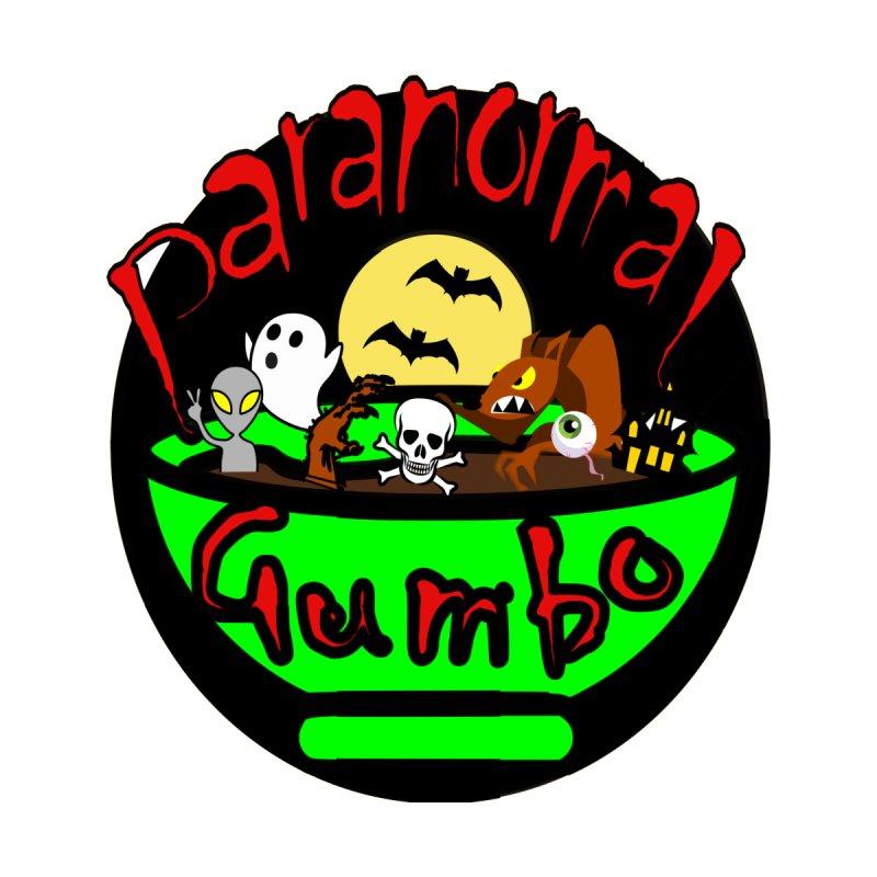Paranormal Gumbo Original Logo by Paranormal Gumbo