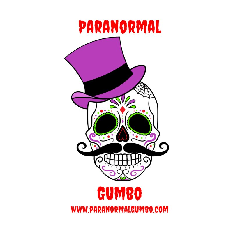 Paranormal Gumbo Day of the Dead 2019 Transparent Design by Paranormal Gumbo