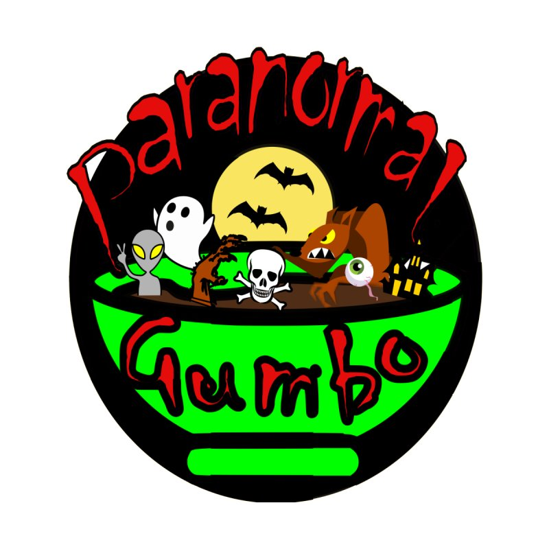 Paranormal Gumbo Original Logo Products Home Blanket by Paranormal Gumbo