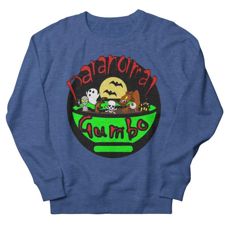 Paranormal Gumbo Original Logo Products Men's Sweatshirt by Paranormal Gumbo