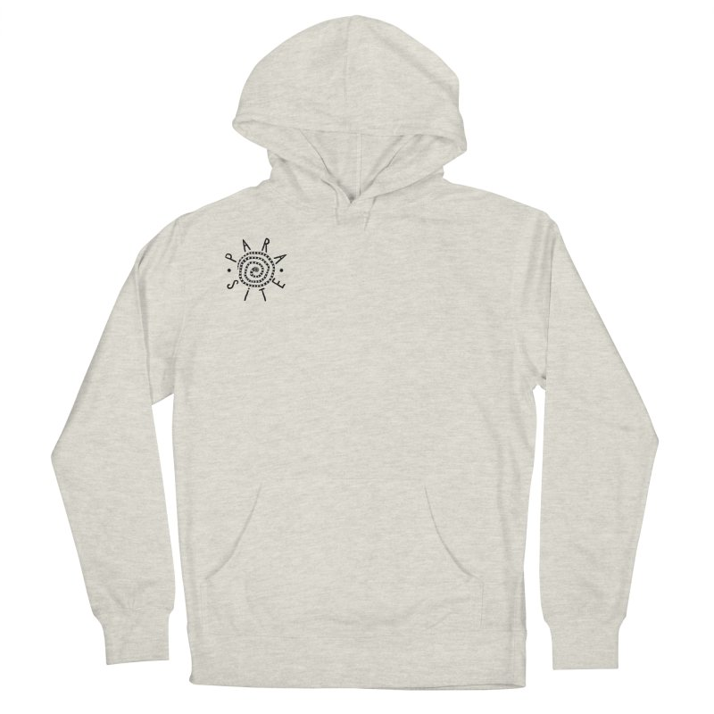 Para-Site crest  Women's Pullover Hoody by Parasite