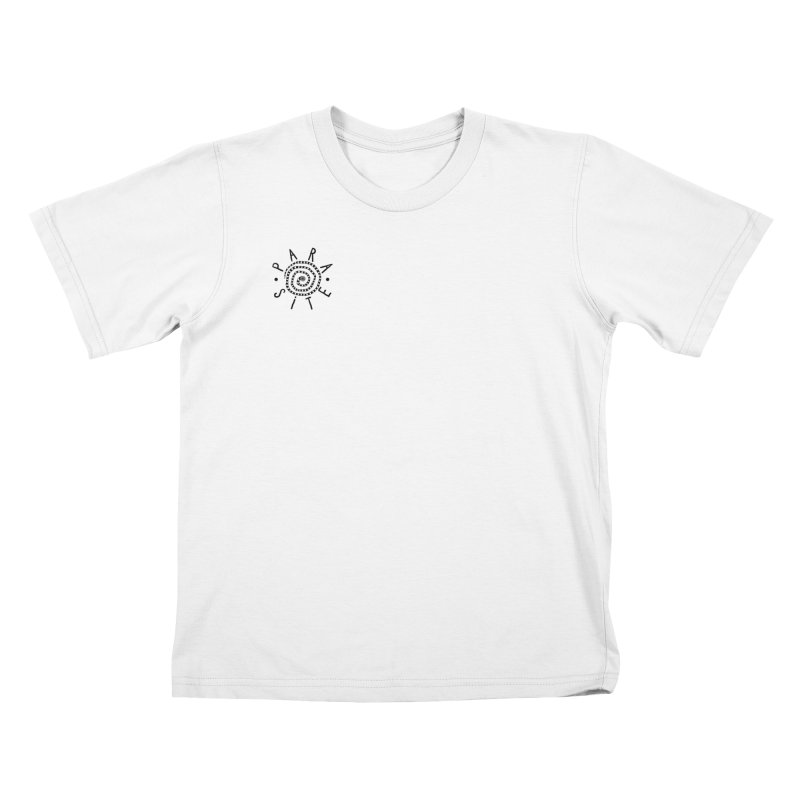 Para-Site crest  Kids T-Shirt by Parasite