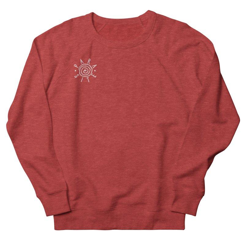 Para-Site small crest white Women's Sweatshirt by Parasite