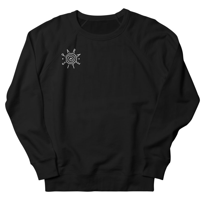 Para-Site small crest white Women's Sweatshirt by Parasite