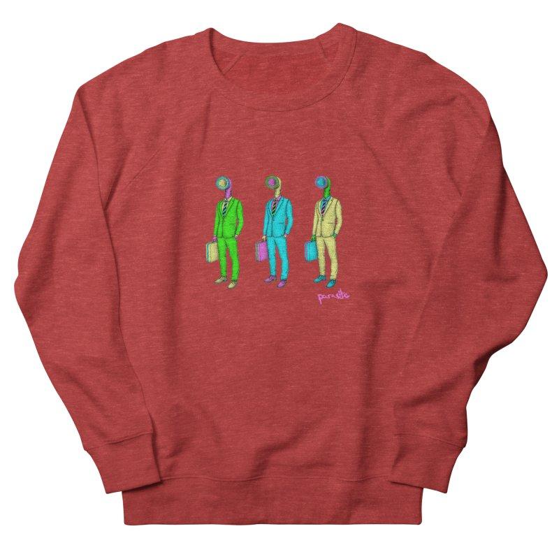PARASITE CORP Women's Sweatshirt by Parasite