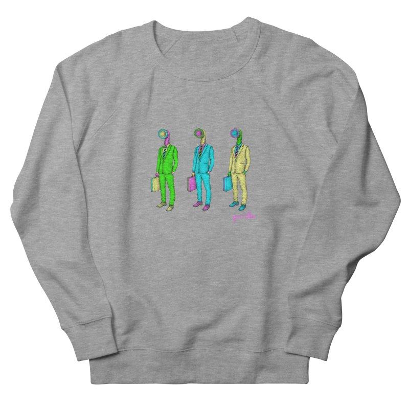 PARASITE CORP Men's Sweatshirt by Parasite