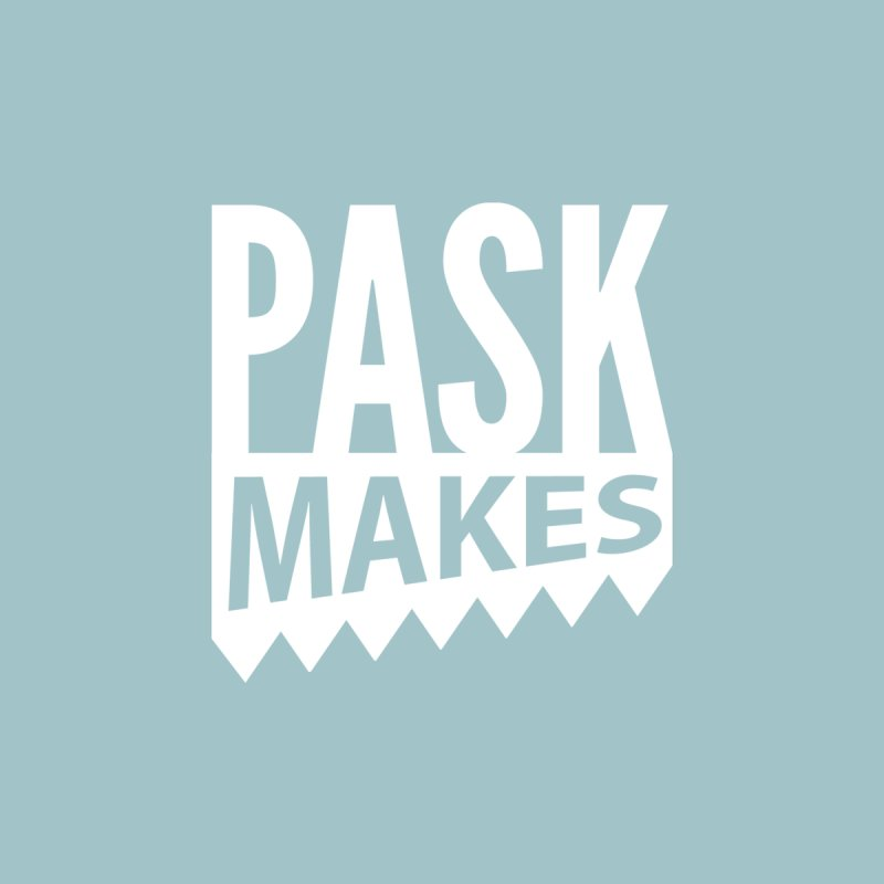 Pask Makes Kids T-Shirt by Pask Makes's Artist Shop