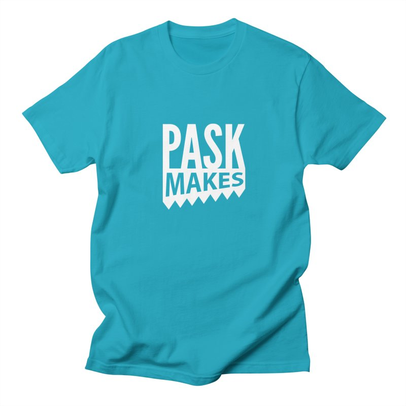 Pask Makes Women's Unisex T-Shirt by PaskMakes's Artist Shop