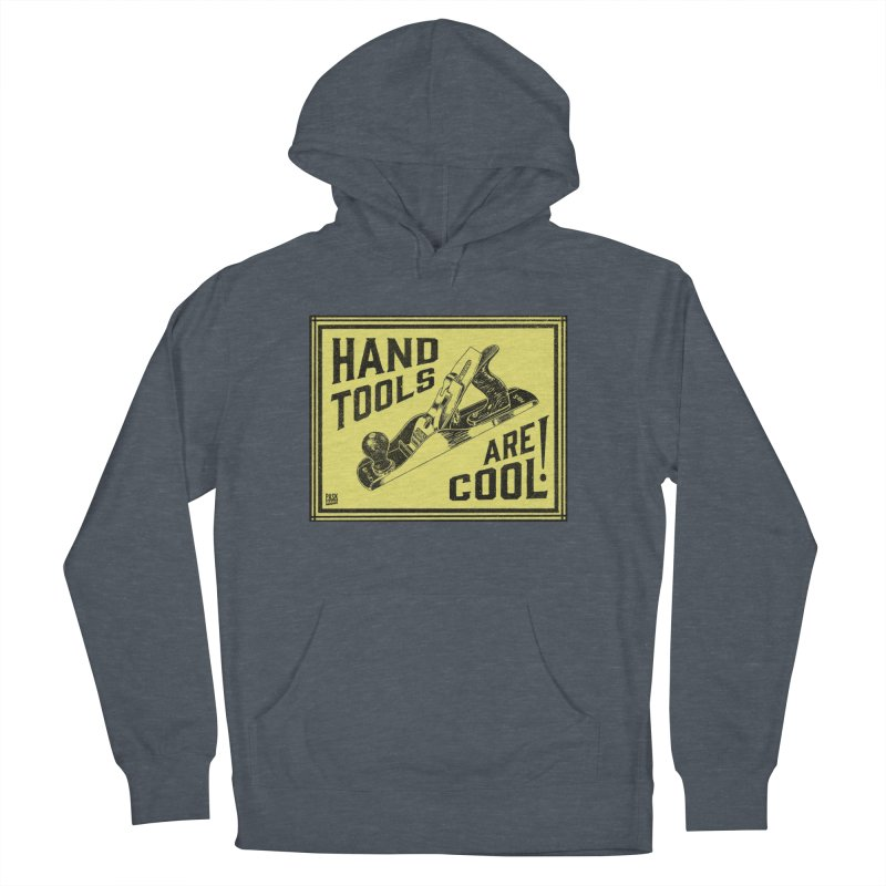 Hand Tools Are Cool! Men's Pullover Hoody by Pask Makes's Artist Shop
