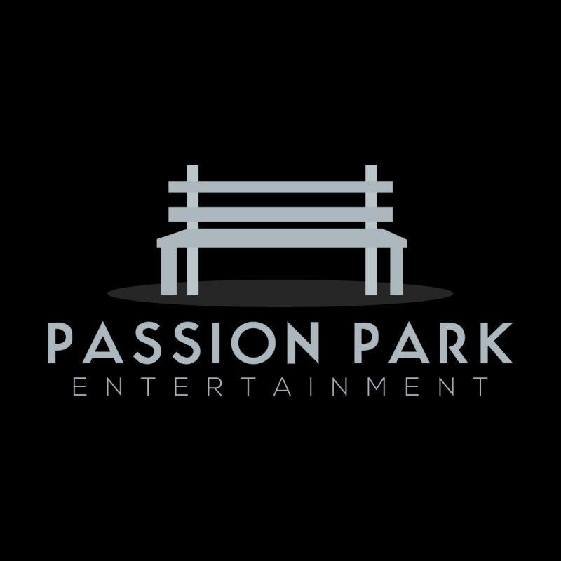Passion Park (New Logo - Dark) Men's T-Shirt by Passion Park Ent. Merch Store