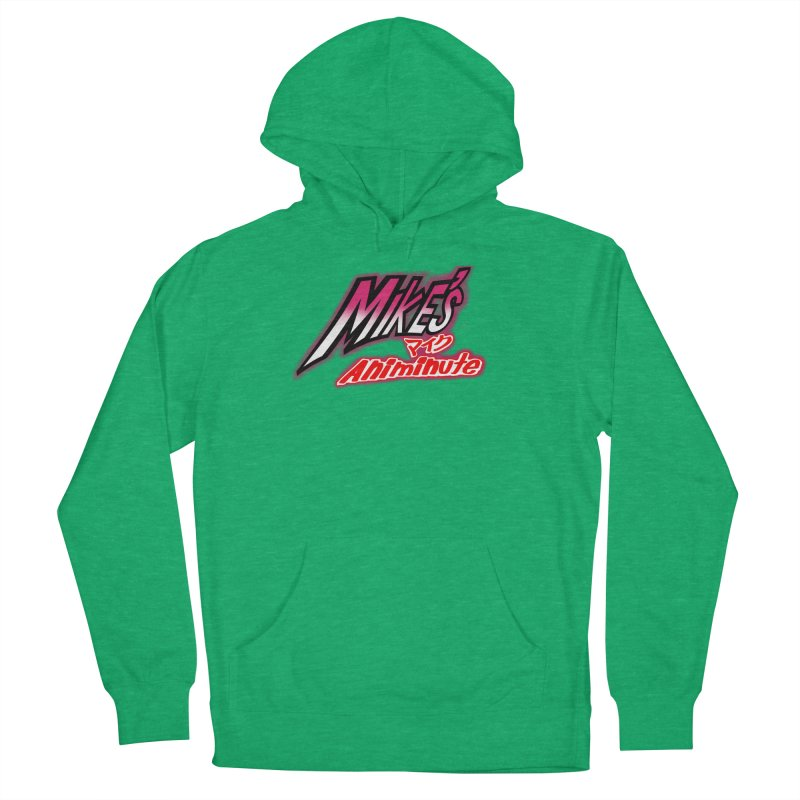 Mike's Animinute (JBA) Women's French Terry Pullover Hoody by Official Pass The Controller Store