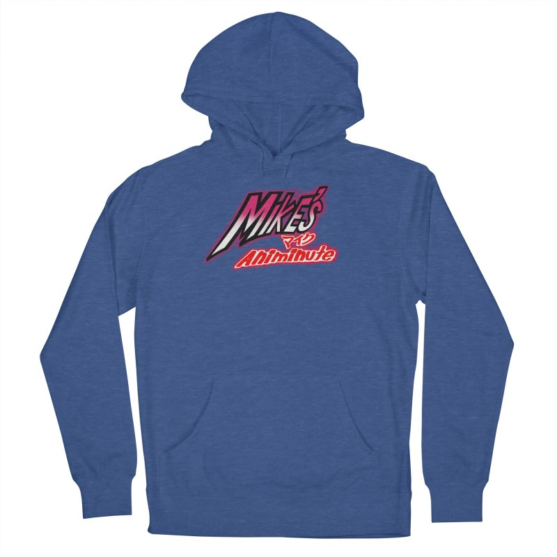 Mike's Animinute (JBA) Men's French Terry Pullover Hoody by Official Pass The Controller Store