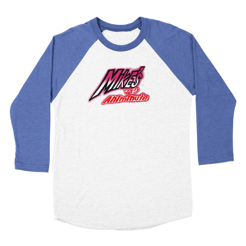 Mike's Animinute (JBA) Women's Longsleeve T-Shirt by Official Pass The Controller Store