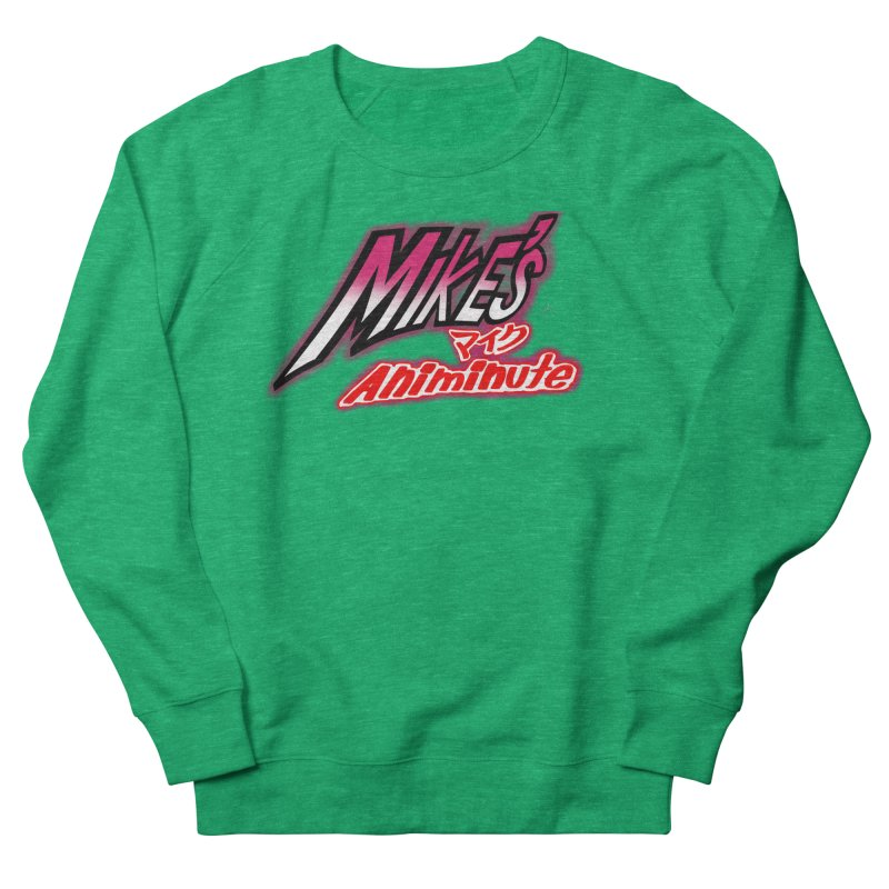 Mike's Animinute (JBA) Women's Sweatshirt by Official Pass The Controller Store