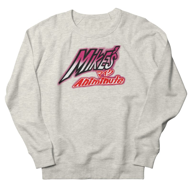 Mike's Animinute (JBA) Women's French Terry Sweatshirt by Official Pass The Controller Store