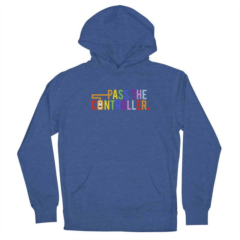 PTC Pride Women's French Terry Pullover Hoody by Official Pass The Controller Store