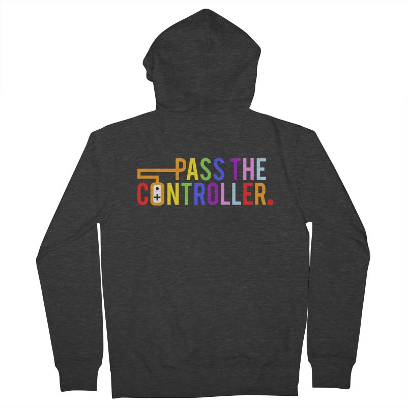 PTC Pride Women's French Terry Zip-Up Hoody by Official Pass The Controller Store
