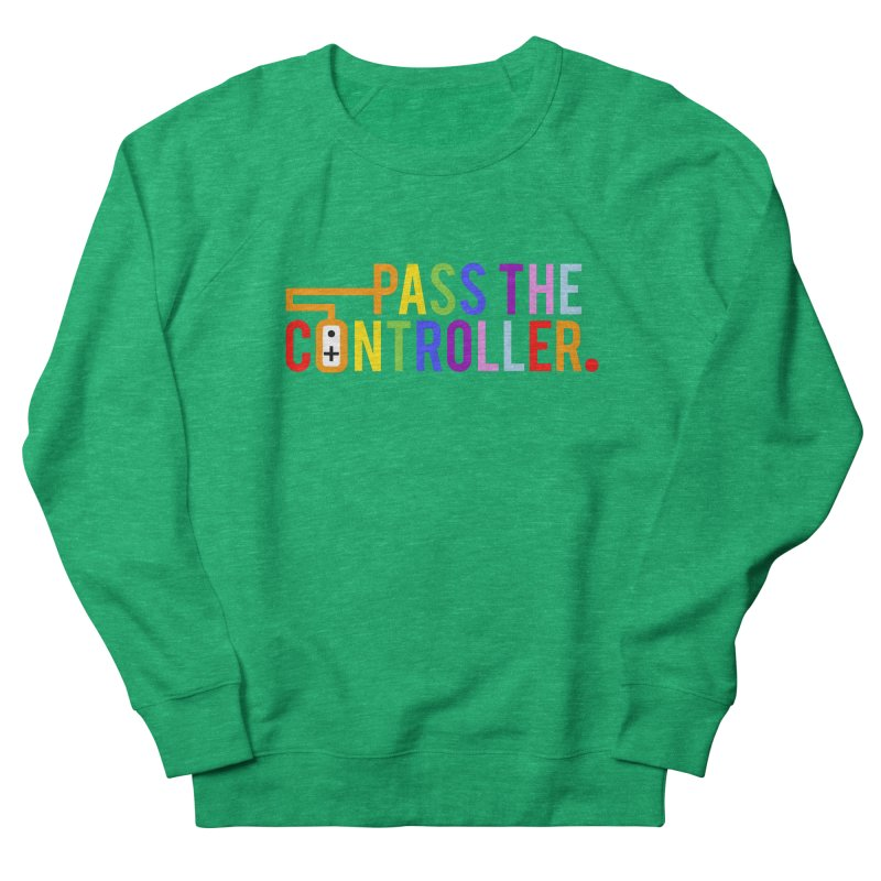 PTC Pride Women's Sweatshirt by Official Pass The Controller Store