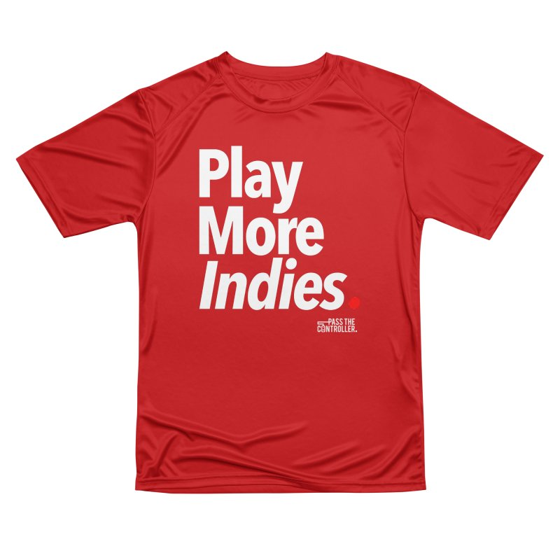 Play More Indies (Series 1) Men's T-Shirt by Official Pass The Controller Store