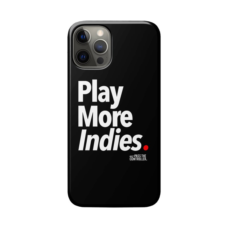 Play More Indies (Series 1) Accessories Phone Case by Official Pass The Controller Store