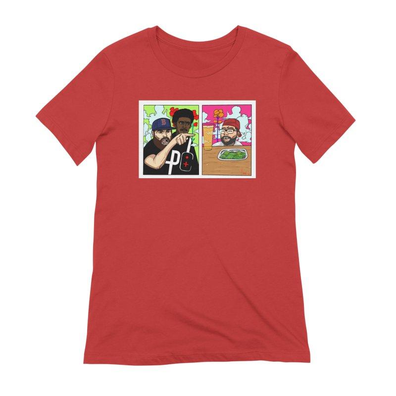 PTC Bizarre Adventure: A Meme Women's T-Shirt by Official Pass The Controller Store