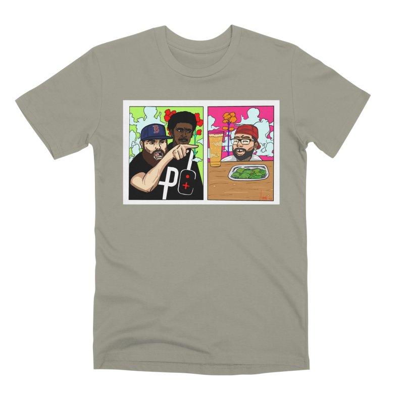 PTC Bizarre Adventure: A Meme Men's Premium T-Shirt by Official Pass The Controller Store