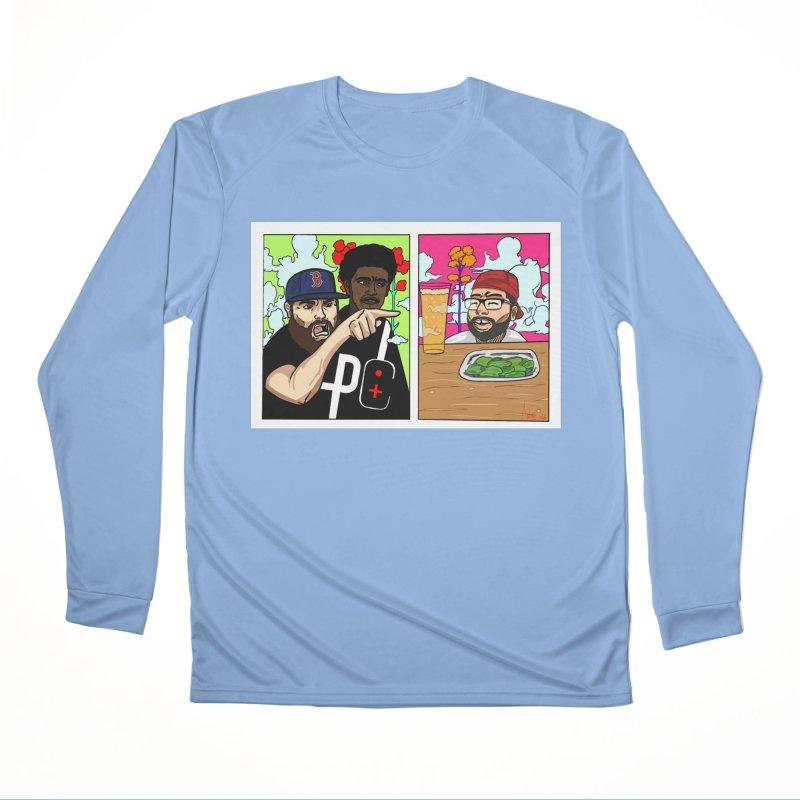 PTC Bizarre Adventure: A Meme Men's Performance Longsleeve T-Shirt by Official Pass The Controller Store
