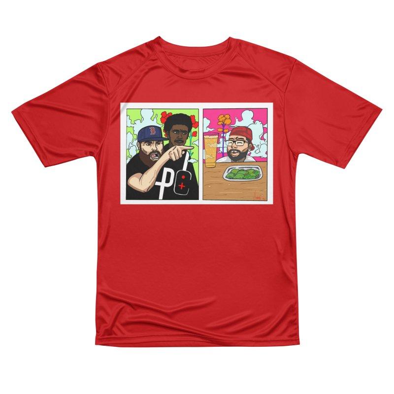 PTC Bizarre Adventure: A Meme Men's Performance T-Shirt by Official Pass The Controller Store