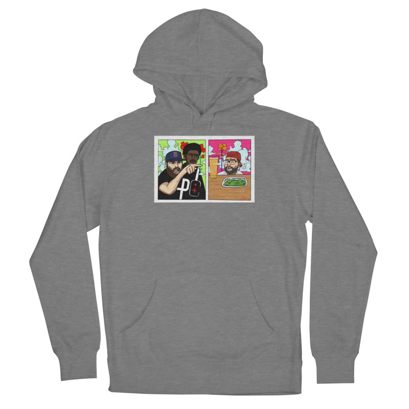 PTC Bizarre Adventure: A Meme Women's Pullover Hoody by Official Pass The Controller Store