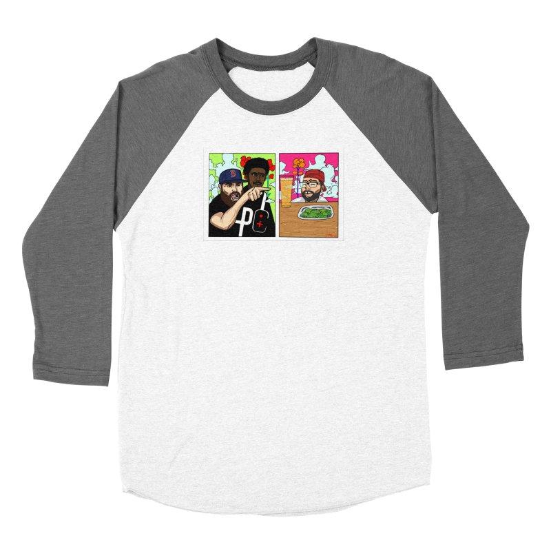PTC Bizarre Adventure: A Meme Women's Longsleeve T-Shirt by Official Pass The Controller Store