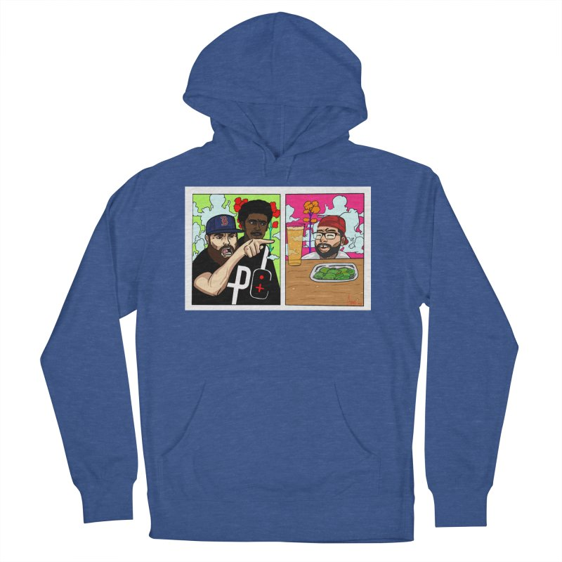 PTC Bizarre Adventure: A Meme Women's French Terry Pullover Hoody by Official Pass The Controller Store