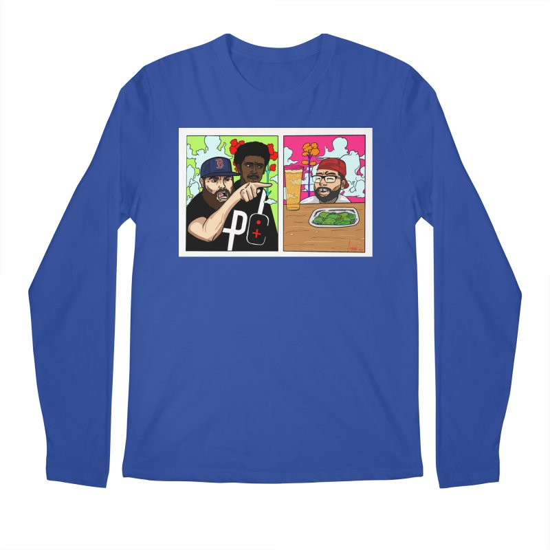 PTC Bizarre Adventure: A Meme Men's Regular Longsleeve T-Shirt by Official Pass The Controller Store