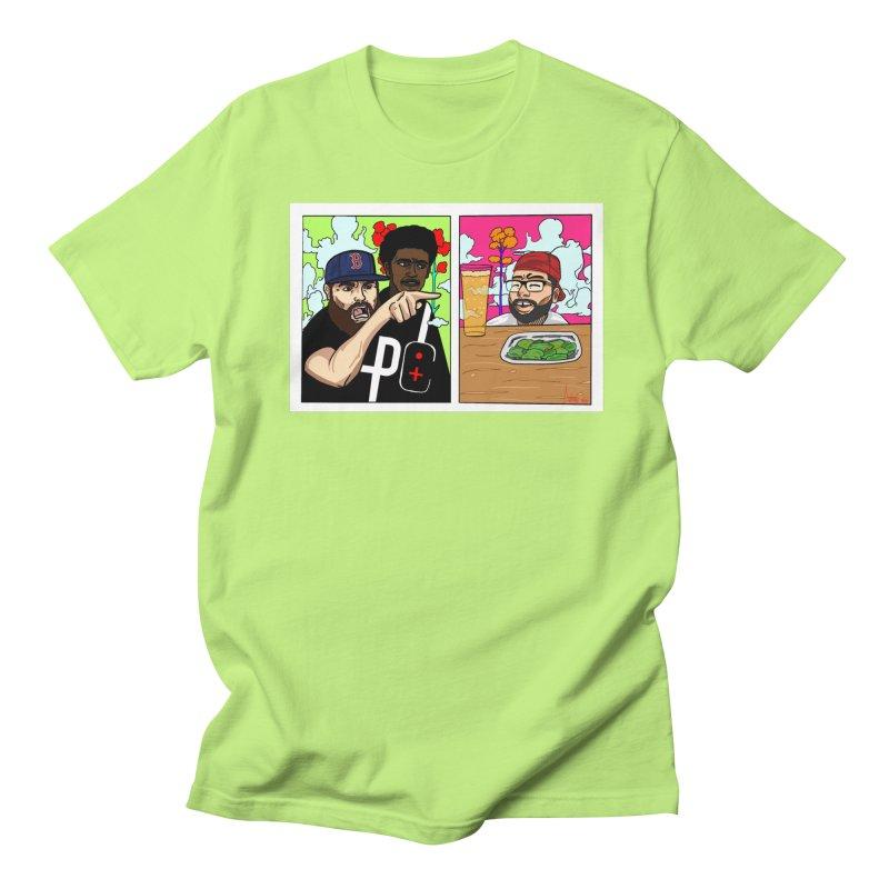 PTC Bizarre Adventure: A Meme Women's Regular Unisex T-Shirt by Official Pass The Controller Store