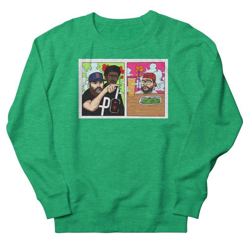 PTC Bizarre Adventure: A Meme Women's Sweatshirt by Official Pass The Controller Store